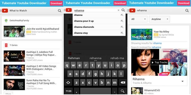 Tubemate Youtube Downloader - Android   Featured items