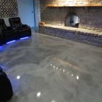 Photo of Faux Marble Flooring
