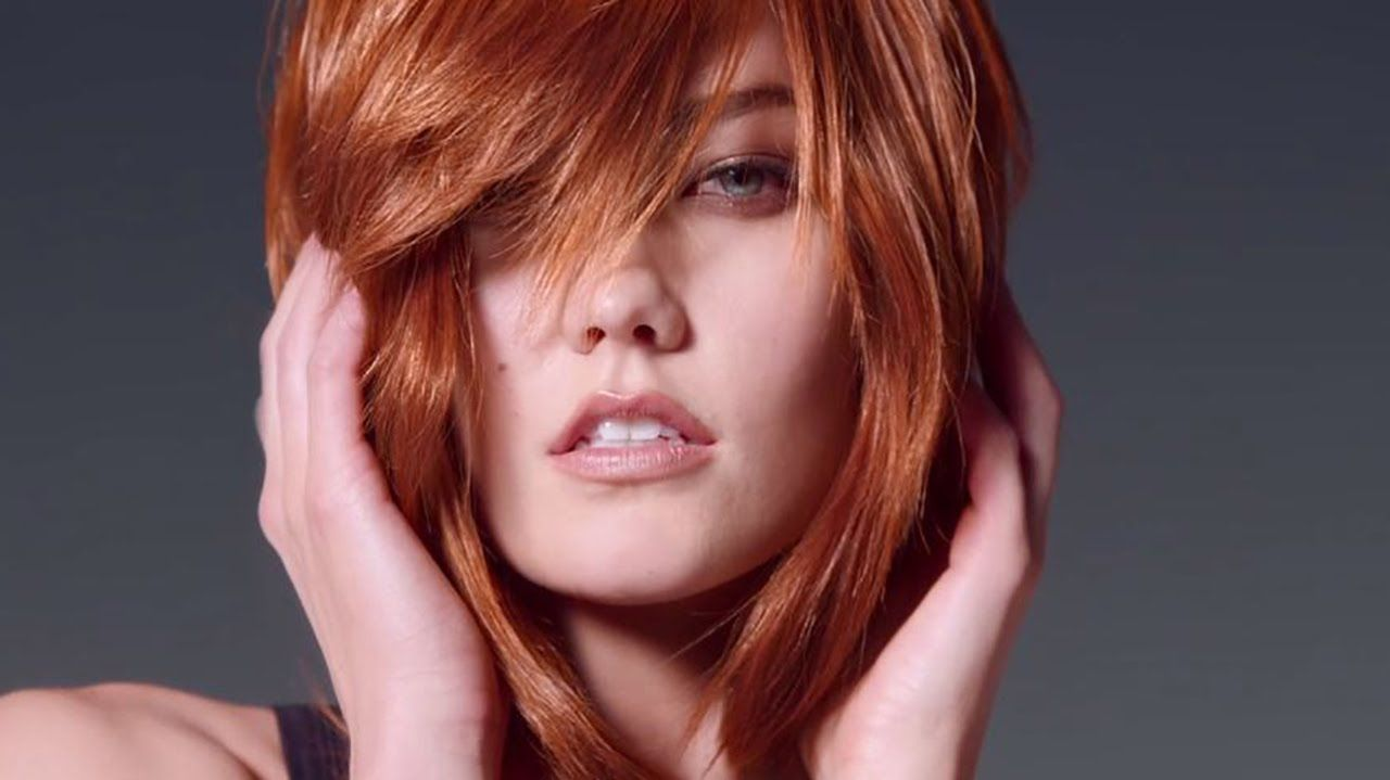 Feria Copper Shimmer Copper Red Hair Color Féria Power Copper - Hair colour youtube