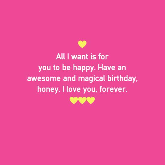 The 40 Romantic Birthday Wishes WishesGreeting – Romantic Birthday Card Sayings