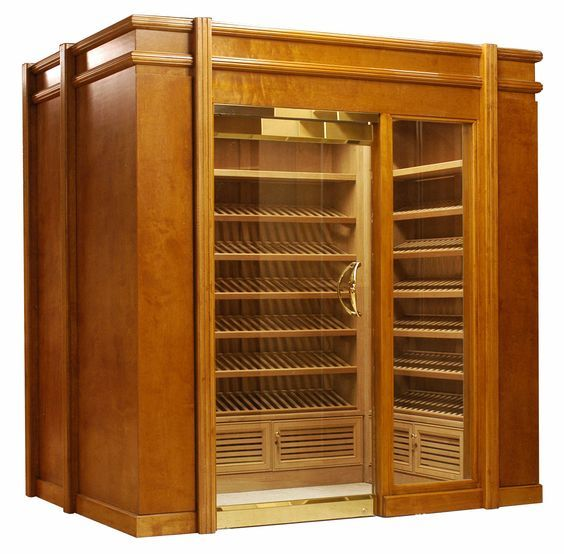 Nice Walk In Humidor...for The Mister