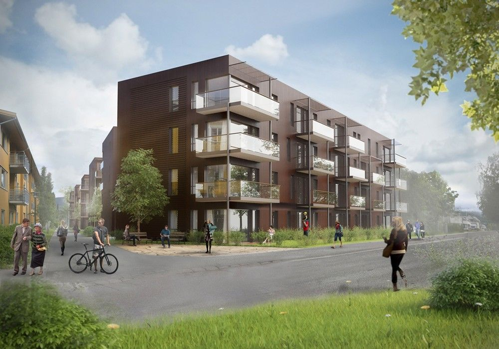 Stokkes Hage (2011-14) – ARC arkitekter