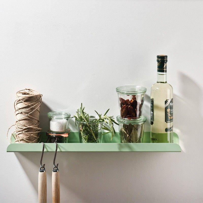 Wandregal SOLID von WeldCo Ein Miniregal für die Küche Möbel
