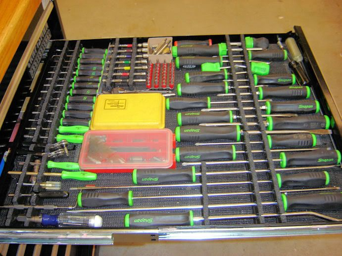 lets see pictures of your tool box organization the garage journal board tools pinterest. Black Bedroom Furniture Sets. Home Design Ideas