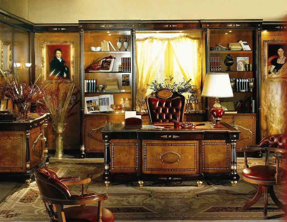 Perfect Tips In Choosing Vintage Office Furniture: Traditional Vintage Office  Furniture ~ Design Inspiration