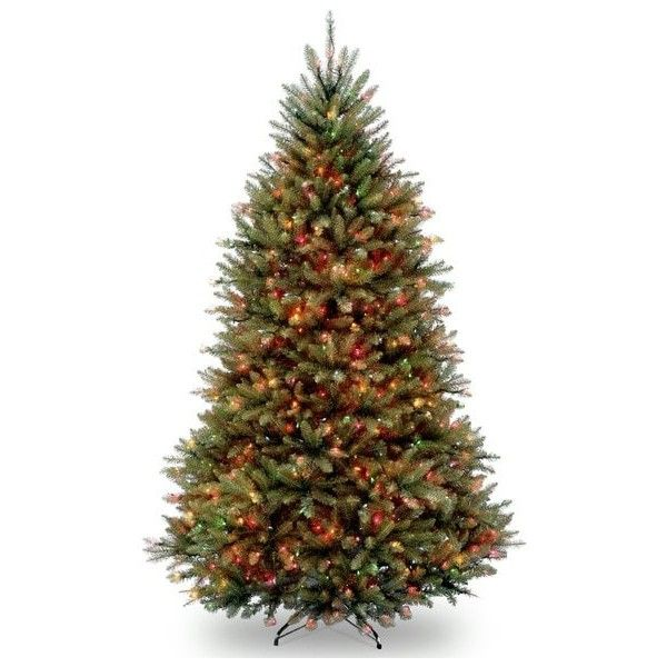 Christmas Trees 270 Liked On Polyvore Featuring Home Home Decor Holiday Decorations Chris Pre Lit Christmas Tree Fir Christmas Tree Christmas Tree Sale
