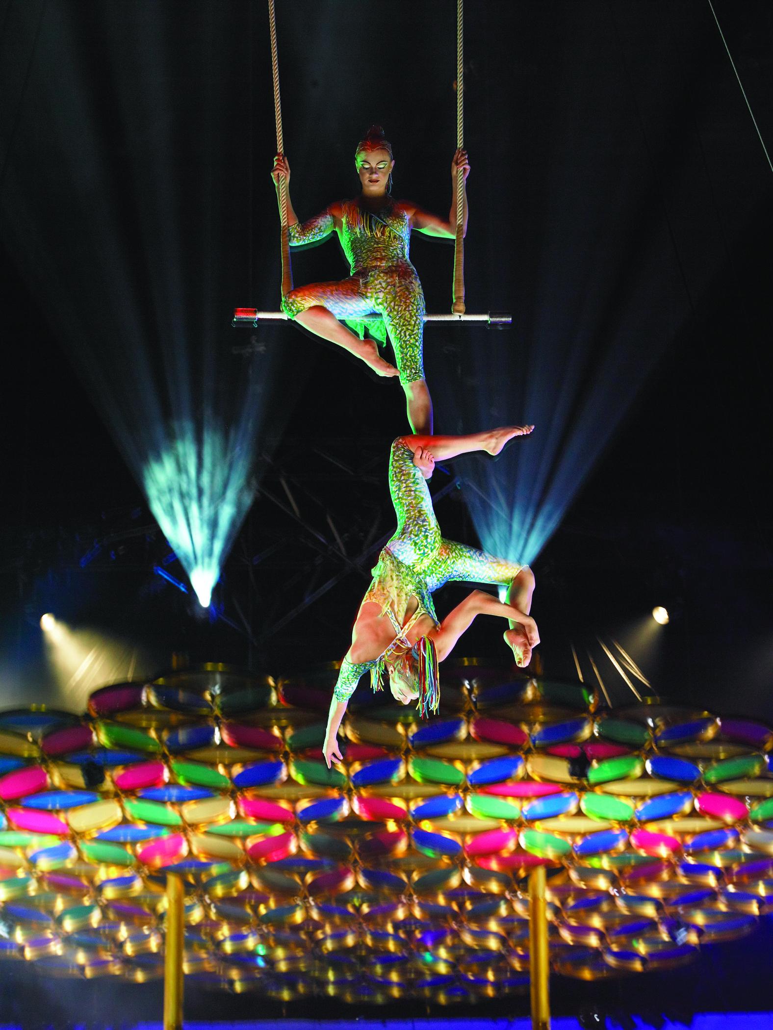 Cirque du Soleil  ~ 'Saltimbanco'