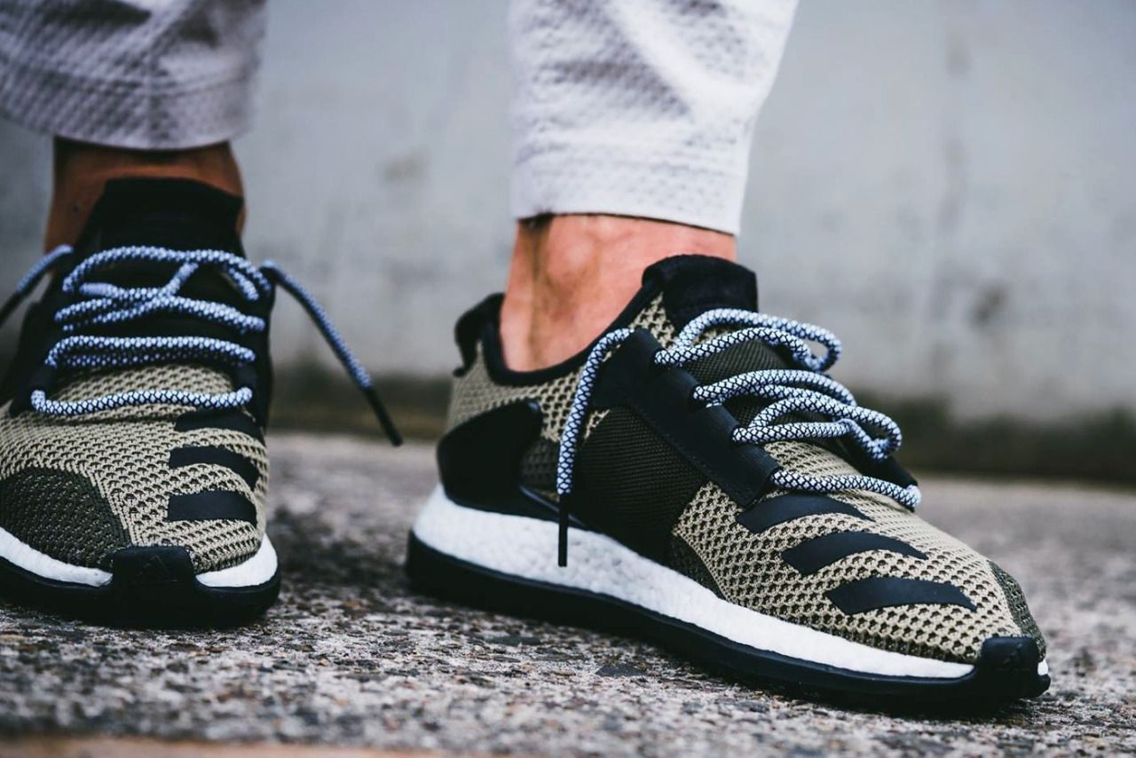 adidas Consortium ADO Pureboost ZG 'Day One Edition' (via Kicks-daily.