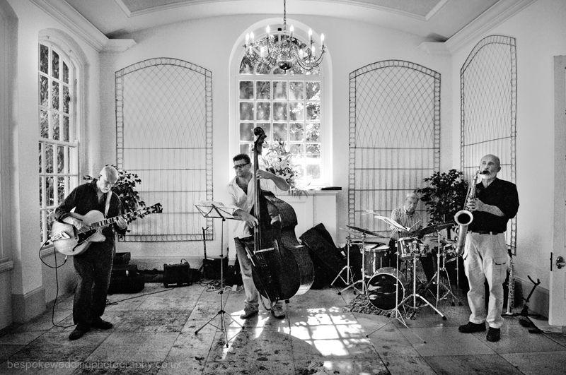 Wedding Band, Goldney Hall, Bristol - Wedding Photography