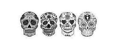 Tatuajes De Calaveras Pequenas Buscar Con Google Tattoos