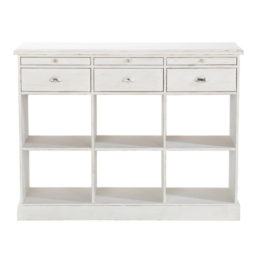 comptoir ivoire l 126 cm - garance | cuisine | pinterest | console
