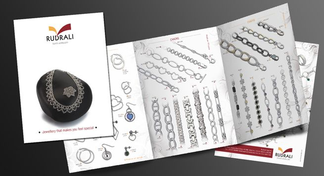 Designing Of Product Catalogue For Silver Jewellery Makers By Http