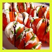 Caprese Tomaten #Caprese #Fitness food eggs #Fitness food ideas #Tomaten
