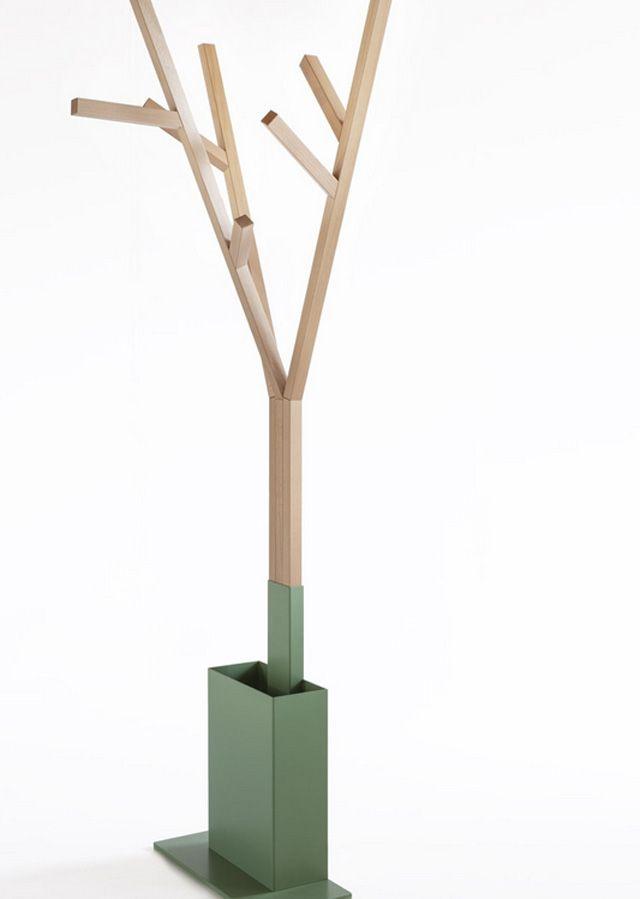 Alceo Coat Rack Umbrella Stand | Umbrella stand, Coat rack, Diy
