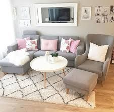 grey pink living room home livingroom grey and tumblr interior