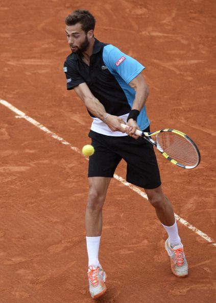 Benoit Paire | tennis outfit 6 | Pinterest