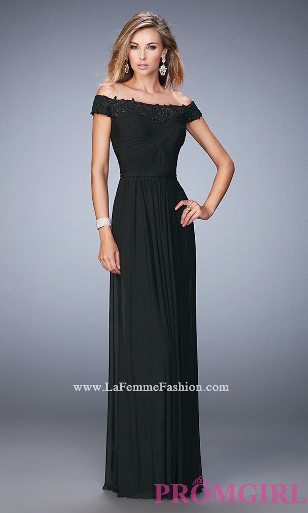 Off the shoulder la femme dress style lf my style
