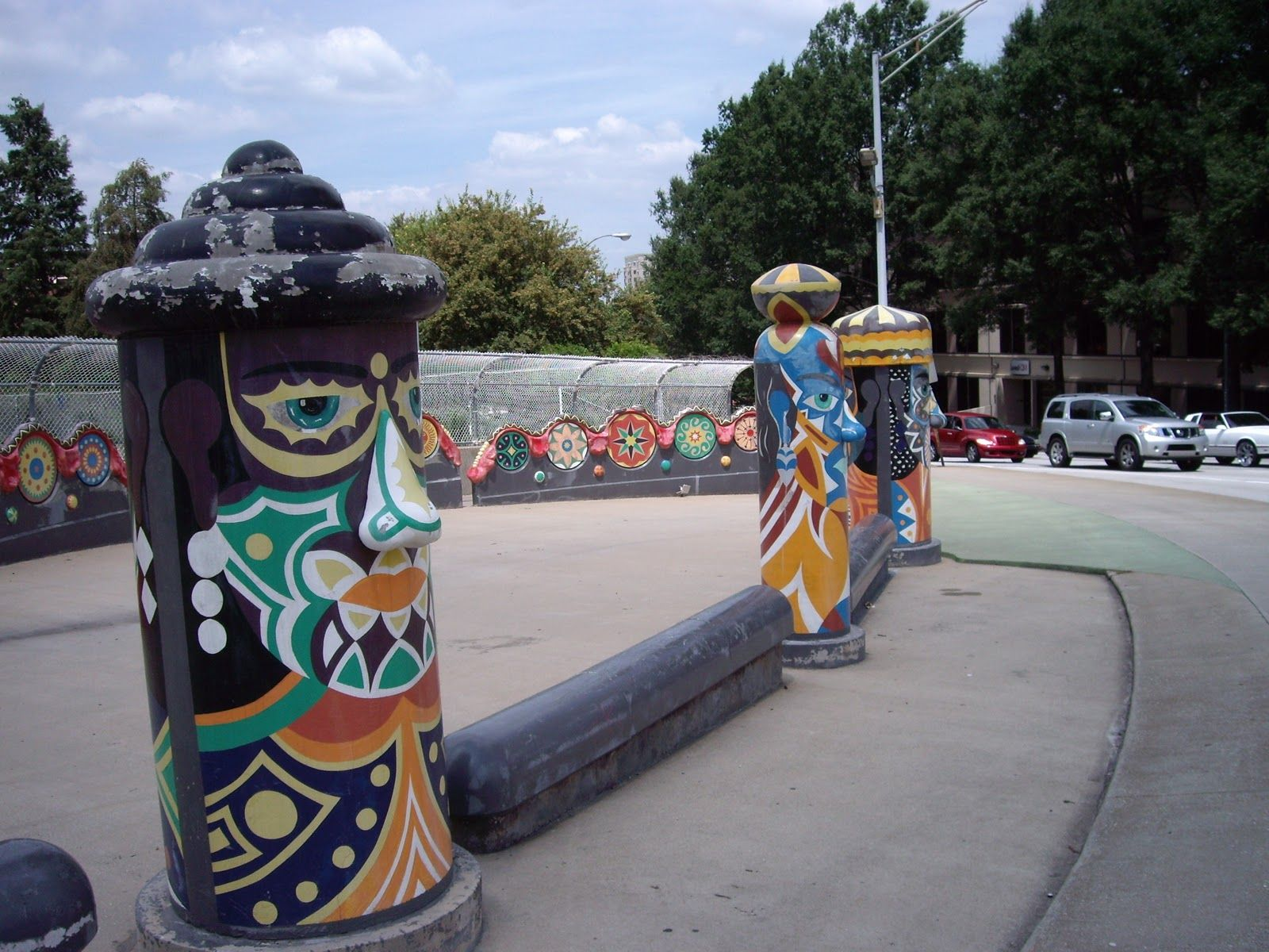Atlanta folk art park urban art art folk art