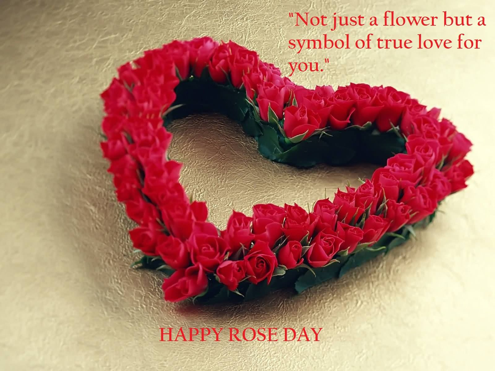 Happy Rose Day Wishes Messages Quotes And Sms For Girlfriend And Boyfriend Red Roses Free Valentine Beautiful Red Roses Images