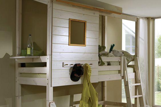 Etagenbett Allnatura : Etagenbett zirbe hochbett aus zirbenholz stabile