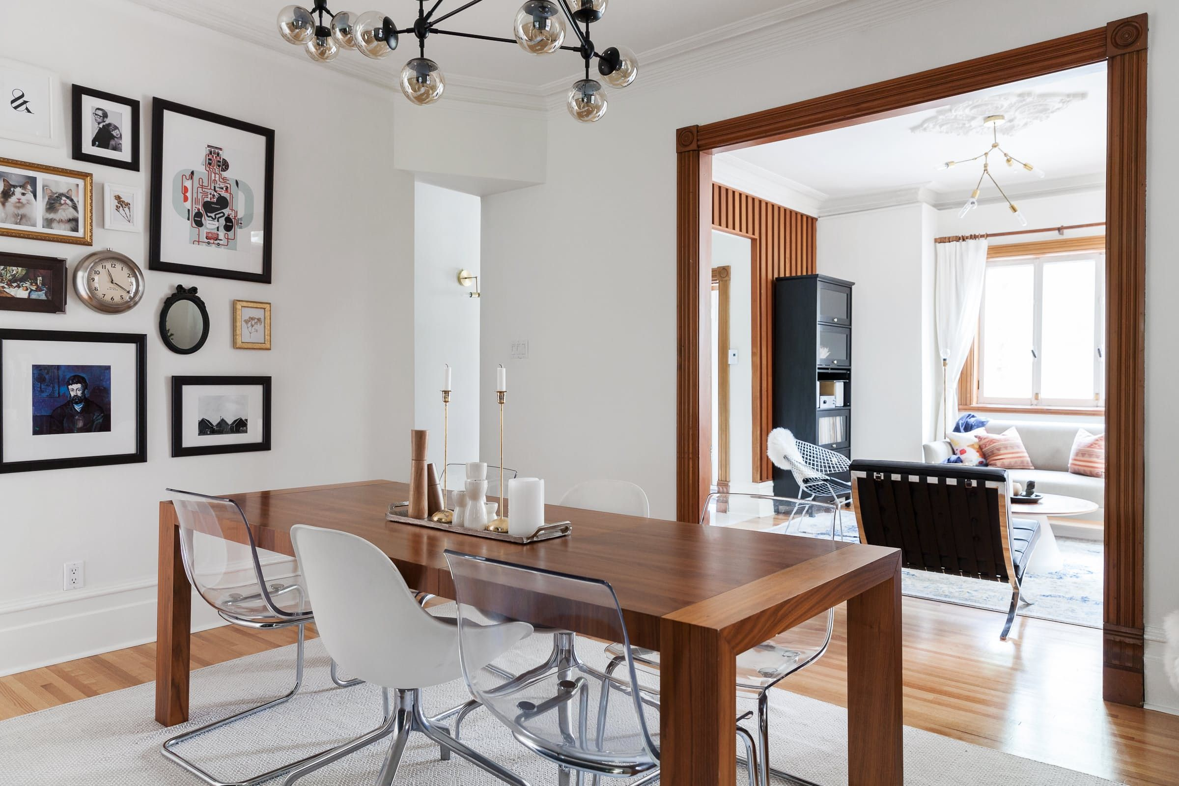 Proof That Ikea S Tobias Chair Works With Any Style Dining Room