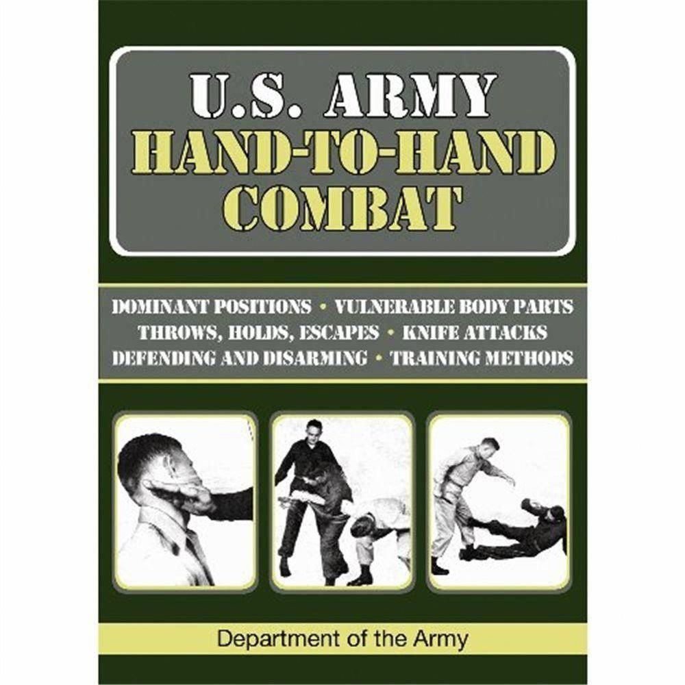 US Army Hand to Hand Combat Training Manual