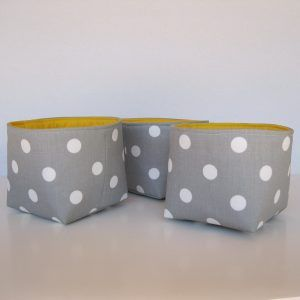 Narrow Canvas Storage Bins & Narrow Canvas Storage Bins | http://supybot.org | Pinterest | Bin ...