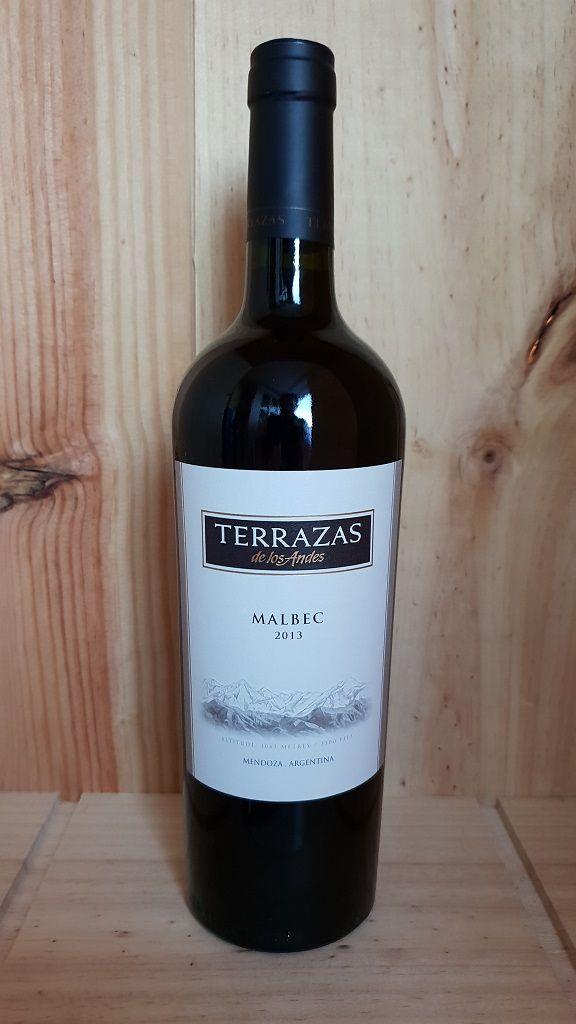 Terrazas De Los Andes Malbec Mendoza Argentinian Wines