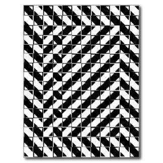 Optische Täuschung Postkarten Optische Täuschung Ansichtskarten