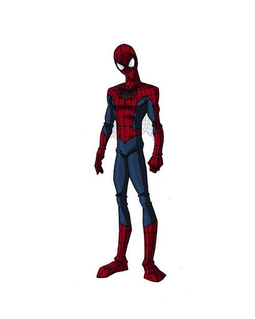 Draw Me An Avenger: Spider-Man