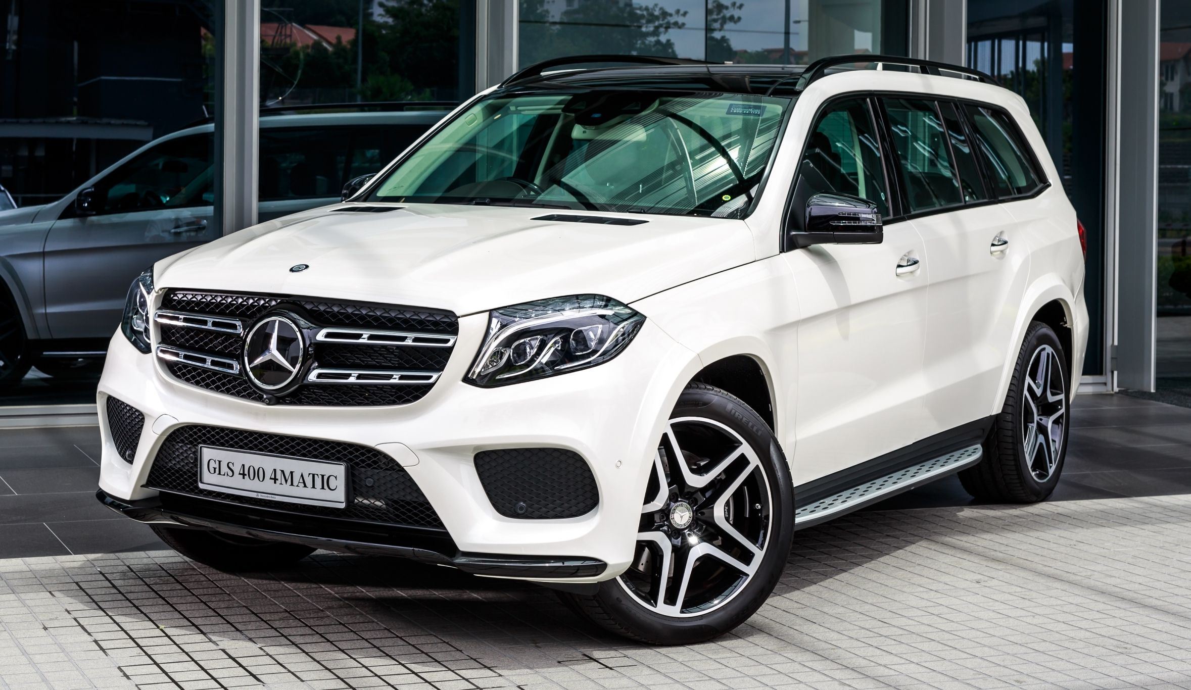 Mercedes Benz Gls 400 4matic Launched Rm889k With Images