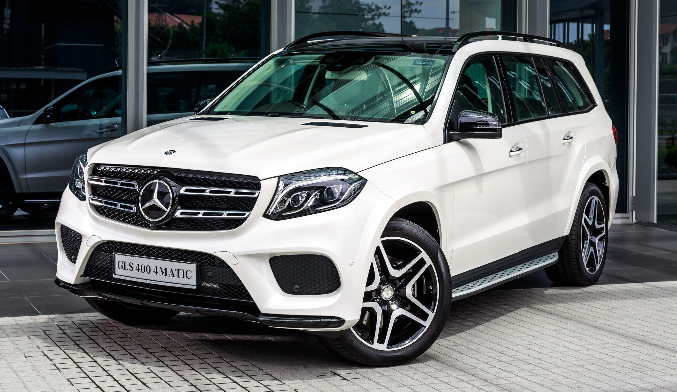 Mercedes Benz Gls 400 4matic Launched Rm889k Mercedes Benz Suv