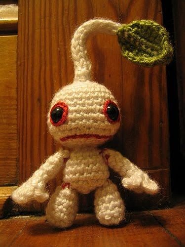 Mini Sackboy Free Amigurumi Patterns | Pikmin | Pinterest