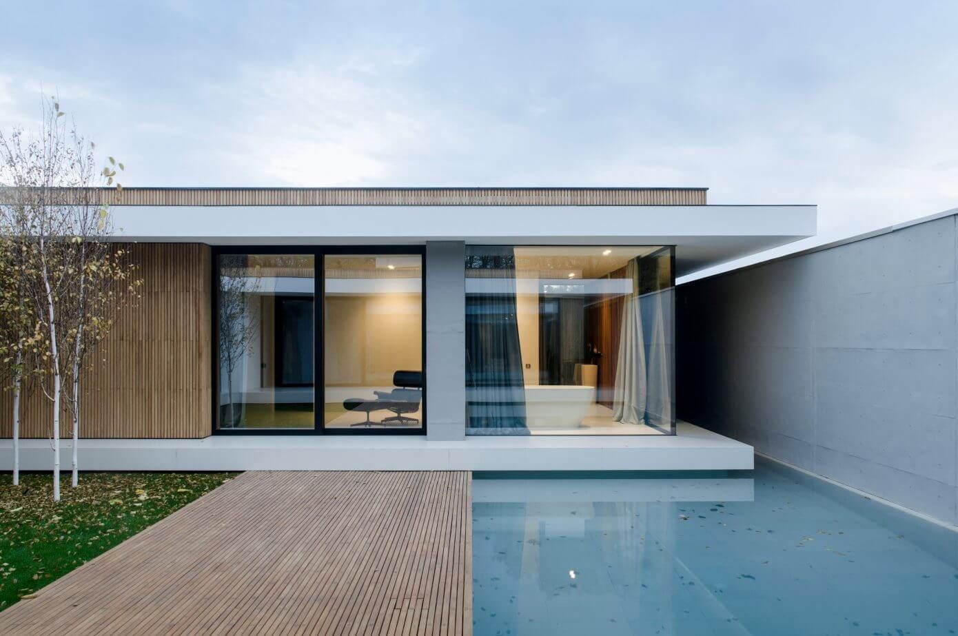 Piano House by Line Architects | HomeAdore #Architecture ...