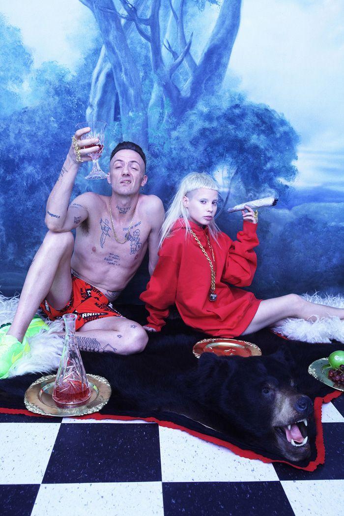 Die Antwoord (Ninja & Yolandi Vi$$er) | Music Love | Die ...