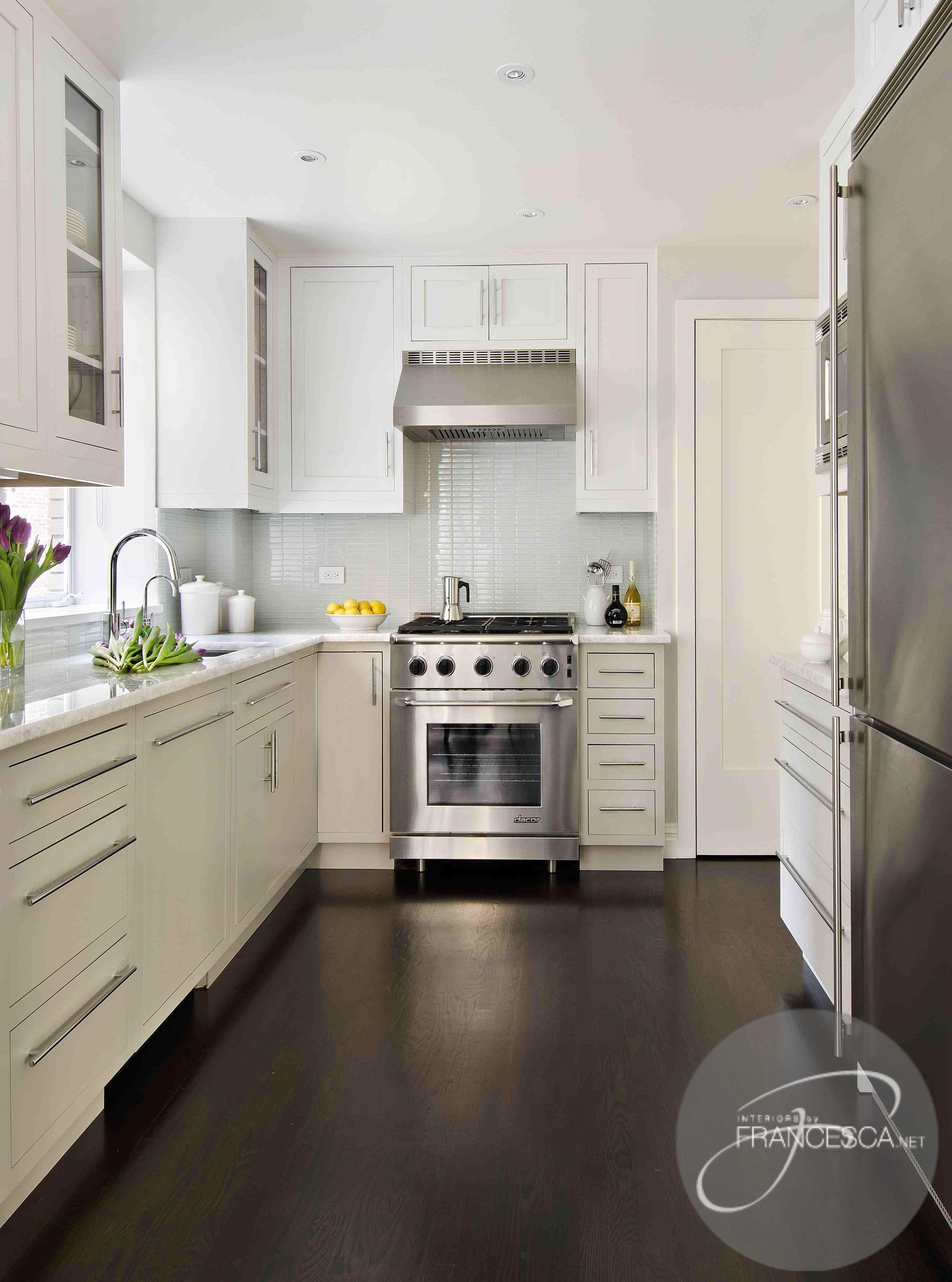 chic nyc kitchen modern classic kitchen interior design kitchen remodel small white kitchen on kitchen interior classic id=95548