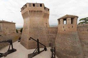 Rocca Roveresca a Mondavio, Marche
