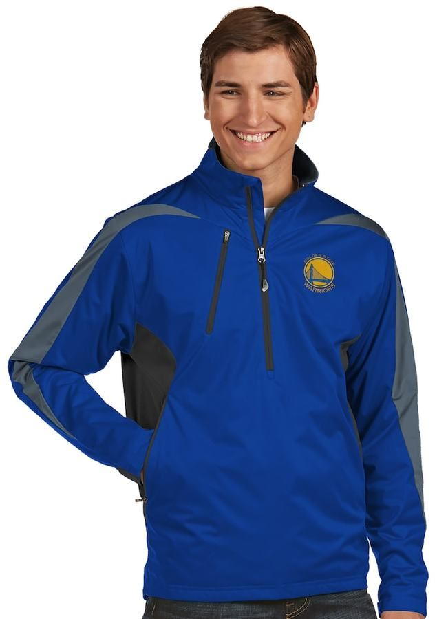 Antigua Men s Golden State Warriors Discover Pullover  2050fd9ef