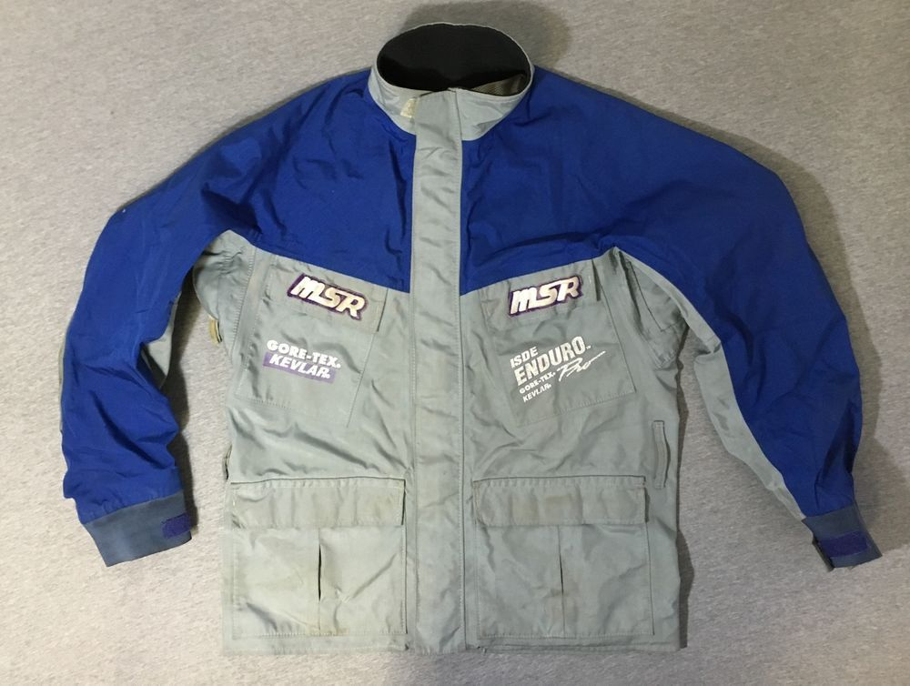 Gore tex enduro jacket