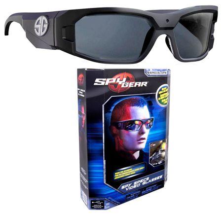 e5bd9fd37e4 Spy Gear Spy Specs Video Glasses by Wild Planet Entertainment