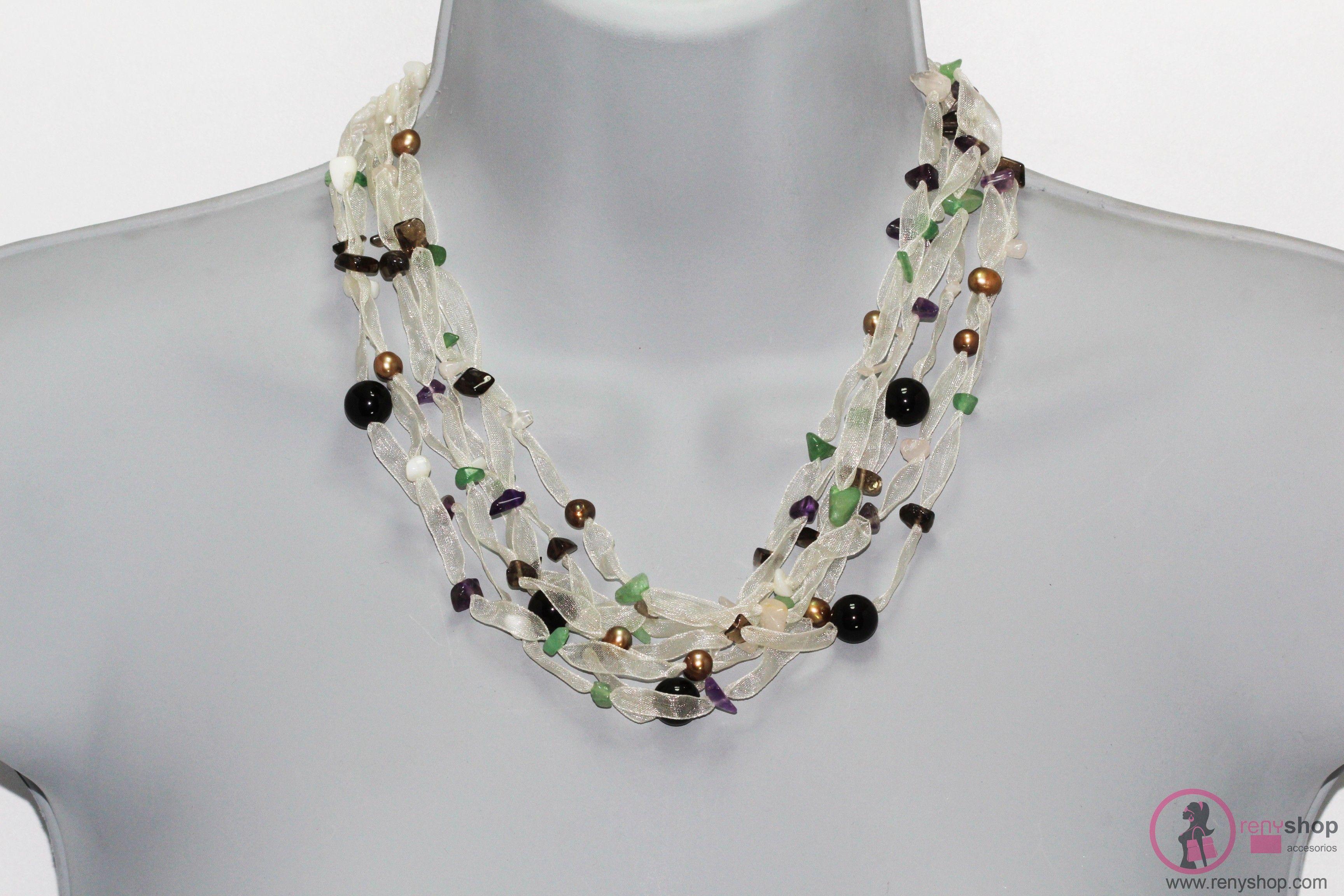 http://renyshop.com/24-collares-de-piedra #Necklace #Collar #love #lovley #jewelery #Elegant #Fashion #accesorios #increíble #meenamore #mujer #elegancia #lookperfecto #estilo #joyas #joyashechasamano #handmade #hechoamano #instalike #casual #bisutería #renyshop #precious #stonejewlery #cuarzo