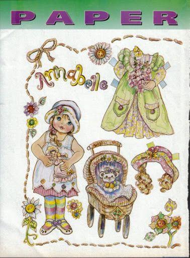 Бумажные куклы 2 (разное) - Ирина Мережникова - Picasa Webalbum