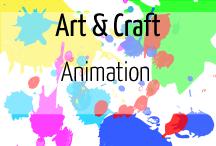 Art & Craft - Animation board.