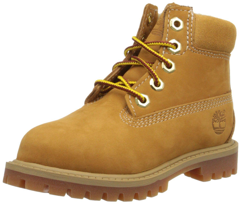 Timberland 6' Premium Boot with Closure (ToddlerLittle Kid