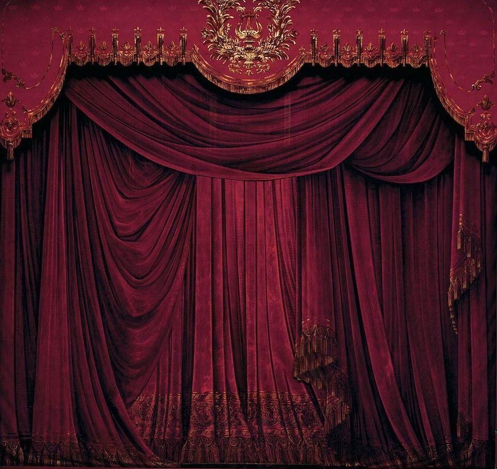 Ganymedes Rocks Curtain Call Good Night Night Circus