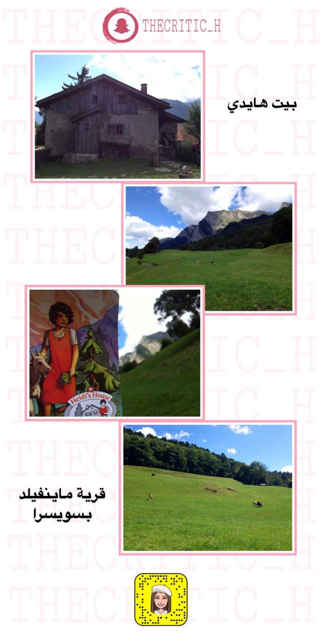 سويسرا Polaroid Film Film Travel