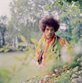 Rabiscos: JImi Hendrix - Fotos