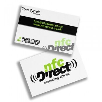 Full colour custom print nfc business cards made from card they full colour custom print nfc business cards made from card they are ideal for reheart Image collections