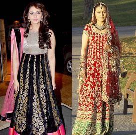 Plus size indian wedding dresses
