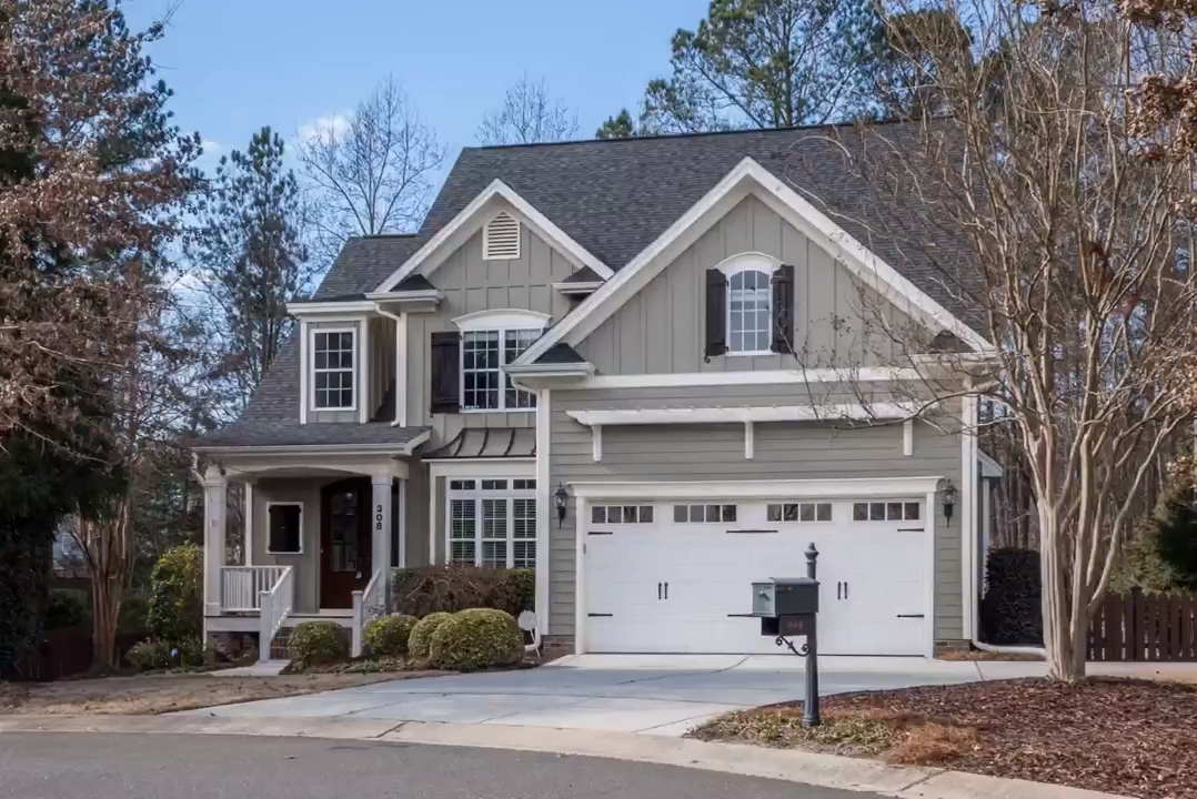 Beautiful @DickersonHomes 4 Bed, 4 bath home in Heritage Wake Forest
